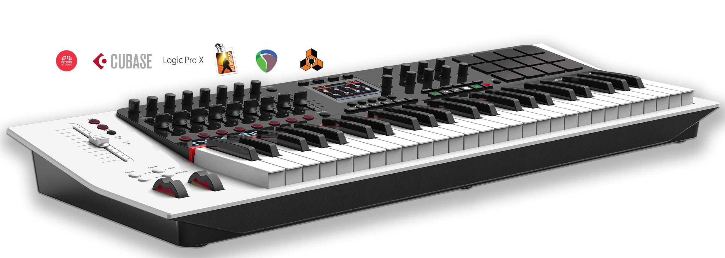 Siden Nektar Technology, Inc. blev grundlagt i 2009, har firmaet arbejdet  med at bygge bro mellem avanceret musik software og controller hardware.